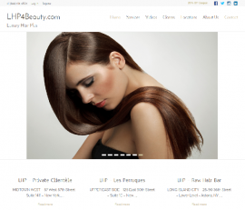 LHP4Beauty.com   Luxury Hair Plus Home